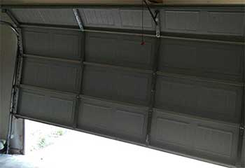 Garage Door Off Track Project | Garage Door Repair Carlsbad, CA